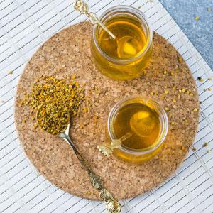 Blütenpollen für Allergiker - von Bienen gesammelt - Honig von der Imkerei Weiss aus Schwabmünchen