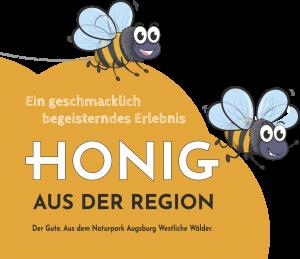Honig aus dem Naturpark Augsburg - von der Imkerei Weiss